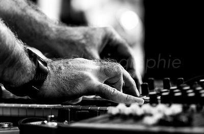 Hand Project - Music DJ