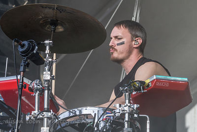 Jeff Friedl, drums, Puscifer