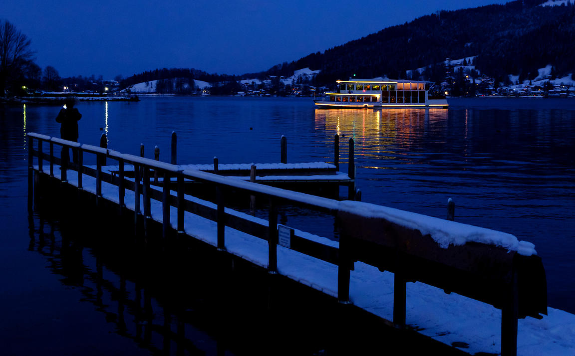 Advent am Tegernsee
