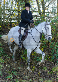 Margo Sly - The Cottesmore Hunt at Owston 29/11