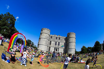Camp Bestival 2014 photos