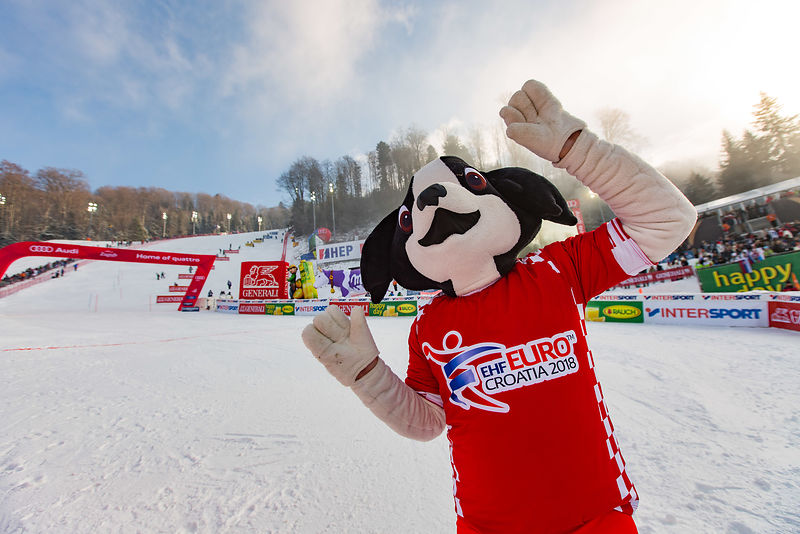 Tor na Snow Queen Trophy, FIS World Cup Sljeme photos