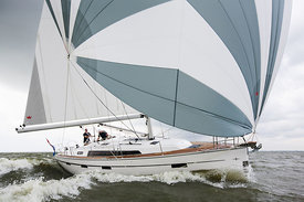 Test: Bavaria Cruiser 41 (Ort: Almere, Datum: 30.07.2013, Redakteur: Michael Good)