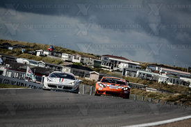 61 Paul Baily / Andy Schulz Horse Power Racing Ferrari 458 Challenge 40 Colin White / Tom Sharp IDL- CWS G55 Ginetta GT3