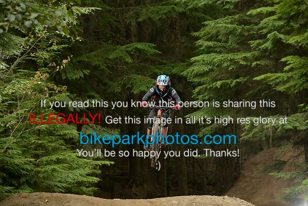 Saturday August 25th Heart Of Darkness bike park photos
