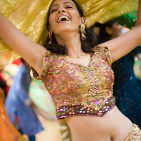 Dancer Ashwini Iyer, Mumbai, India