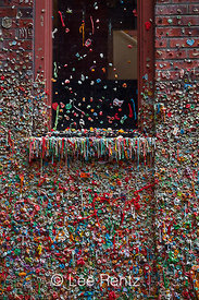 THE GREAT GUM WALL
