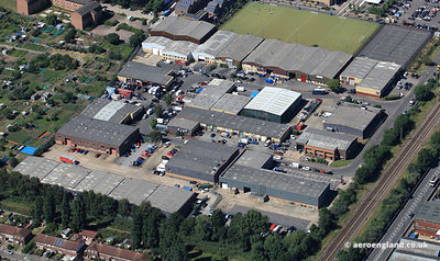Redburn Industrial Estate Enfield London EN3 4