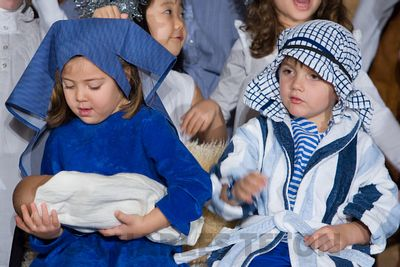 Nativity (Busy, busy Bethlehem) photos