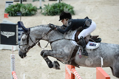 Jamie WINNING ,(AUS), ZARISSA during Negrita Trofey competition at CSIO5* Barcelona at Real Club de Polo, Barcelona - Spain