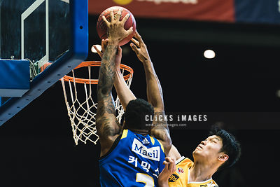 Samsung Thunders vs Zhejiang Lions photos
