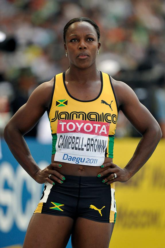 Veronica Cambell-Brown (JAM)