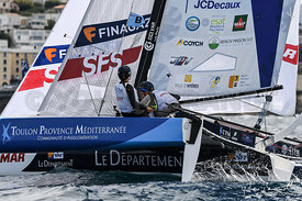 Tour de France à la voile Marseille 27/07/2017