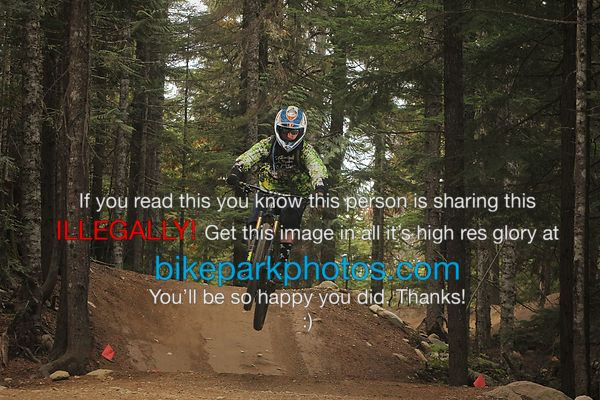 Thursday Sept 21st ALine Double bike park photos