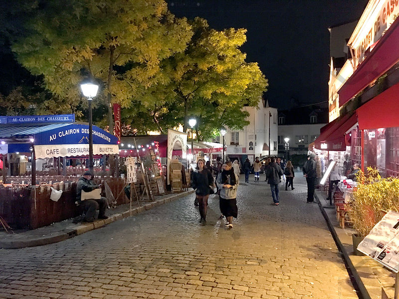 Montmartre_by_Night_3105