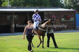 5.50pm Charles Owen Pony Race 148cm with winner Mrs Mac and Jonjo O'Neill jnr