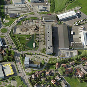 Industrial area, Kempten