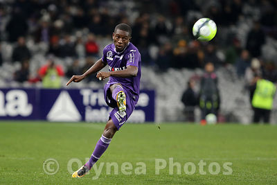 Soccer Ligue 1 Toulouse / Nice photos, pictures, picture, agency
