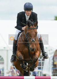 William Fox-Pitt and COOL MOUNTAIN - Rockingham Castle International Horse Trials 2016