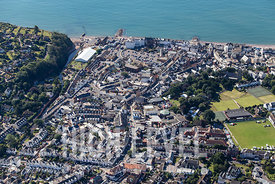 Aerial Photography Taken In and Around Sidmouth, UK