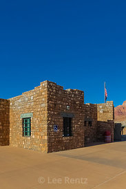 Visitor Center at Navajo Bridge
