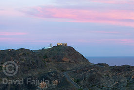 Cap de Creus lighthouse at Sunset