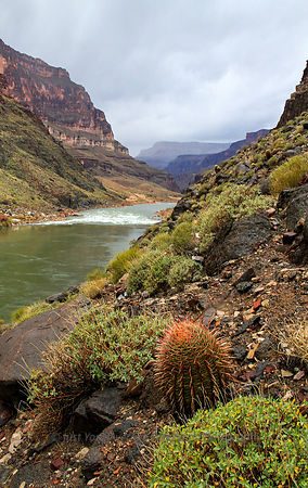 Colorado River Storm