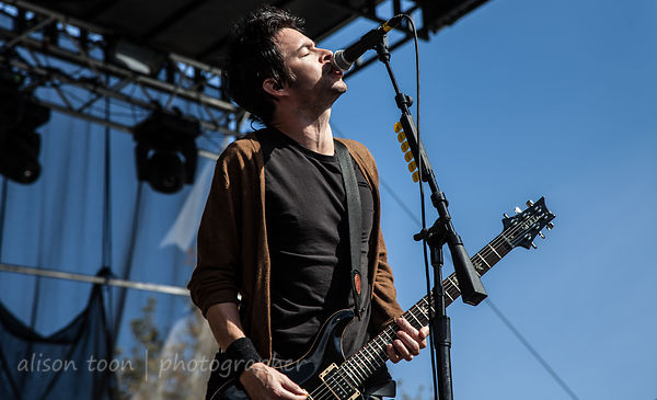 Chevelle Aftershock 2012 photos