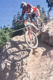 SHAUN PALMER TRAINING RUN, SQUAW VALLEY, USA. DIESEL DOWNHILL WORLD CUP 1999