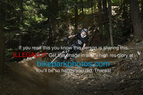 Monday May 28th BLine (Lower) bike park photos