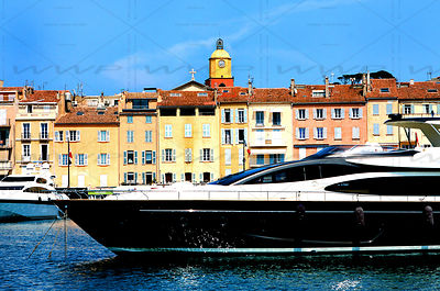Saint Tropez French Riviera Art Photographs