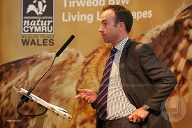 Living Landscapes Launch - Wales Wildlife Trust