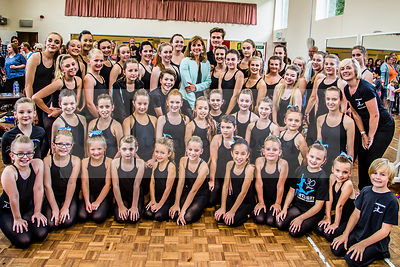 Footlight's Open Day with Darcey Bussell photos