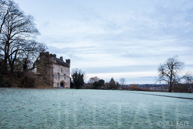 Morpeth Castle | Client: The Landmark Trust