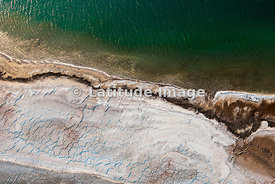 Observation of Dead Sea Water Level Drop, Dead Sea