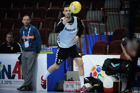 SEHA Final Four - RK Vardar Practice