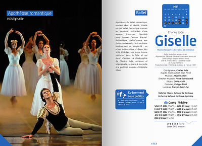 Brochure Opéra National de Bordeaux, saison 2015-2016