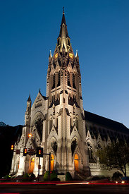 St. Francis Xavier College Church