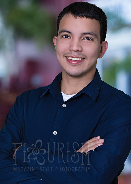 Portraits - Head Shot | Action Coach | Juan Salazar | Business Headshot | St. Pete picture