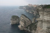 Bonifacio cliffs