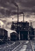 Coalite plant at Bolsover, UK