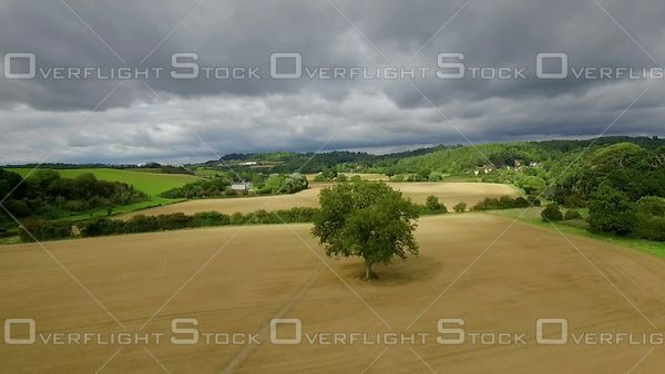 Rural Farming Shropshire United Kingdom