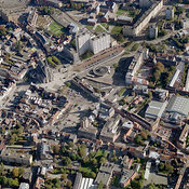 Tourcoing aerial photos