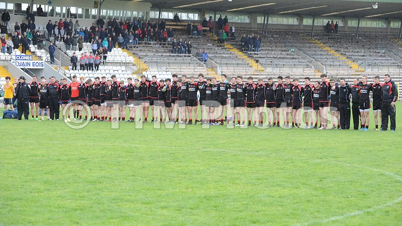 Ulster U17 Championship | Tyrone v Down | 130517 photos