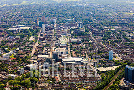 Aerial Photography Taken In and Around Sutton