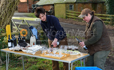 The Quorn and Belvoir Hunts at Ingarsby Hall 3/2 photos