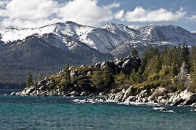 Lake Tahoe - Californie