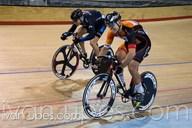 Master A Sprint 1/2 Final. 2015 Canadian Track Championships, October 8, 2015
