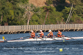 Taken during the Cambridge Town Cup 2015, Lake Karapiro, Cambridge, New Zealand; ©  Rob Bristow; Frame 0 - Taken on: Sunday - 25/01/2015-  at 08:32.03