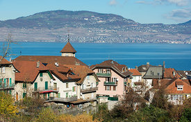 Saint Gingolph, Journal du Pays d'Evian, novembre 2015
